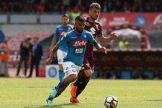 Napoli v Torino - 06 May 2018