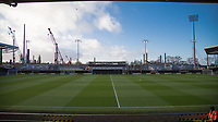 Football - 2019 / 2020 Sky Bet (EFL) Championship - Fulham vs. Leeds United<br /> <br /> The new Riverside Development at Craven Cottage is more than under way<br /> <br /> COLORSPORT/DANIEL BEARHAM