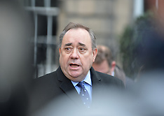 Alex Salmond legal challenge victory, Edinburgh, 8 January 2019