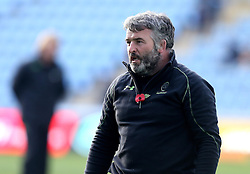 Worcester Warriors Assistant Forwards Coach Mefin Davies - Mandatory by-line: Robbie Stephenson/JMP - 13/11/2016 - RUGBY - Ricoh Arena - Coventry, England - Wasps v Worcester Warriors  - Anglo Welsh Cup