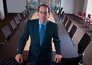 John Hailer, Natixis Asset Management, Pension & Investment Magaine in boardroom
