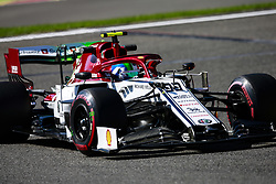 August 30, 2019, Spa-Francorchamps, Belgium: Motorsports: FIA Formula One World Championship 2019, Grand Prix of Belgium, ..#99 Antonio Giovinazzi (ITA, Alfa Romeo Racing) (Credit Image: © Hoch Zwei via ZUMA Wire)