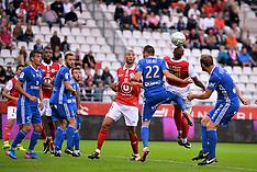 Reims vs Bourg en Bresse - 18 Aug 2017