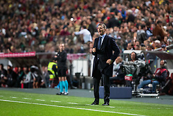 March 22, 2019 - Lisbon, Portugal - Andriy Shevchenko, Ukrainian national team coach during the Qualifiers - Group B to Euro 2020 football match between Portugal vs Ukraine. (Credit Image: © Henrique Casinhas/SOPA Images via ZUMA Wire)