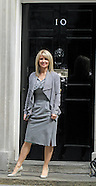 Esther McVey promoted to Cabinet in the latest reshuffle