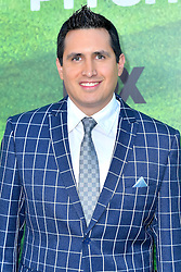 September 13, 2016 - Los Angeles, Kalifornien, USA - Francisco Rivera bei der Premiere der FOX TV-Serie 'Pitch' auf dem West LA Little League Field. Los Angeles, 13.09.2016 (Credit Image: © Future-Image via ZUMA Press)