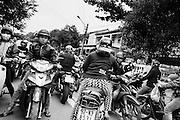 Phan Chau Trinh Street, Hoi An, Vietnam. December 24, 2014
