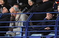 """roberto bettega e alessio secco delusione<br /> Verona, 17/01/2010 Stadio """"Bentegodi""""<br /> Chievo-Juventus<br /> Campionato Italiano Serie A 2009/2010<br /> Foto Nicolò Zangirolami Insidefoto"""