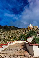 Drepung Monastery, near Lhasa, TIbet (Xizang), China.