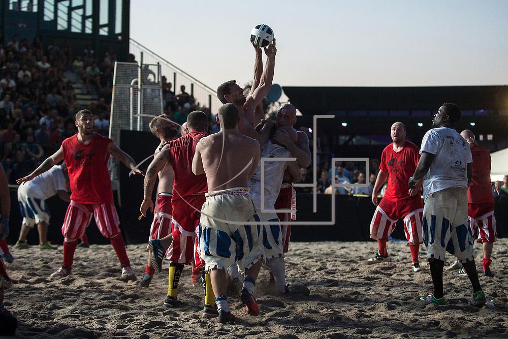 Padova 27/06/2016 <br /> Esibizione Calcio Storico
