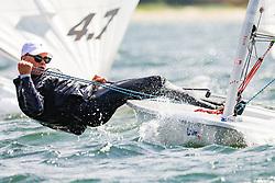 , Travemünder Woche 19. - 28.07.2019, Laser 4.7 - GER 200083 - Kajus GOEDE - Mühlenberger Segel-Club e. V⯿