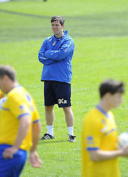 Bristol Rovers assistant manager, Darrell Clarke - Photo mandatory by-line: Joe Meredith/JMP - Tel: Mobile: 07966 386802 24/06/2013 - SPORT - FOOTBALL - Bristol -  Bristol Rovers - Pre Season Training - Npower League Two