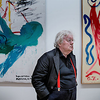 Nederland, Amsterdam, 27 mei 2016.<br /> OPWINDING - EEN TENTOONSTELLING VAN RUDI FUCHS<br /> 27 MEI - 2 OKT 2016<br /> Oud-directeur Rudi Fuchs kijkt terug op zijn lange loopbaan als museumdirecteur en tentoonstellingsmaker.InOpwindinggaat het om het ontdekken en beter leren kennen van kunstwerken.Fuchs neemt de bezoeker mee in zijn manier van kijken, die draait om tijd, geduld en zorgvuldigheid.<br /> <br /> <br /> Foto: Jean-Pierre Jans