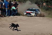 Mads Ostberg  ( NOR )  / Jonas Andersson  ( SWE )   -  Citroen DS3 WRC