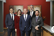 SHOT 1/8/19 12:24:08 PM - Bachus & Schanker LLC lawyers James Olsen, Maaren Johnson, J. Kyle Bachus, Darin Schanker and Andrew Quisenberry in their downtown Denver, Co. offices. The law firm specializes in car accidents, personal injury cases, consumer rights, class action suits and much more. (Photo by Marc Piscotty / © 2018)
