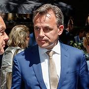 NLD/Den Haag/20180705 - Binnenhof BBQ 2018, Mark Harbers