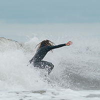 surfing in scarborough north yorkshire