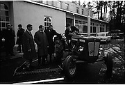 01/03/1965.03/01/1965.01 March 1965.David Brown 770 Tractor  demonstration to dealers at Crofton Airport Hotel, Dublin.