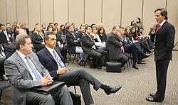 I Fórum ANAHP de relacionamento, que acontece na HOSPITALAR 2009 - 16ª Feira Internacional de Produtos, Equipamentos, Serviços e Tecnologia para Hospitais, Laboratórios, Clínicas e Consultórios, que acontece de 2 a 5 de junho de 2009, no Expo Center Norte, em São Paulo. FOTO: Jefferson Bernardes/Preview.com