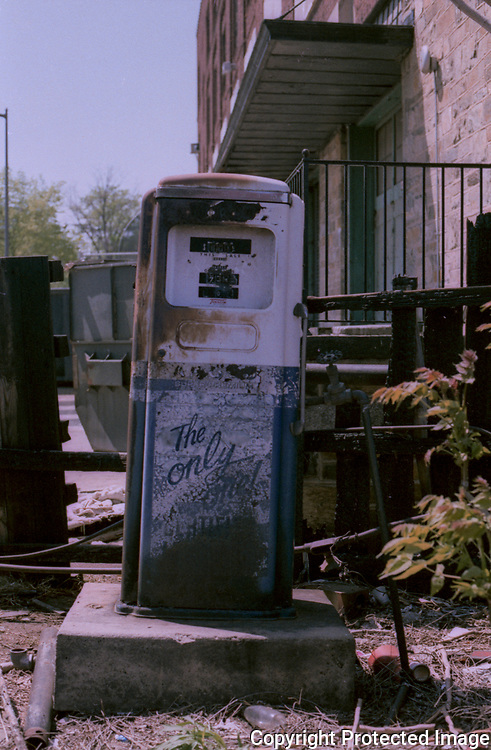 300 R Street NE Washington DC<br /> The Playground near New York and Florida avenues. 1986