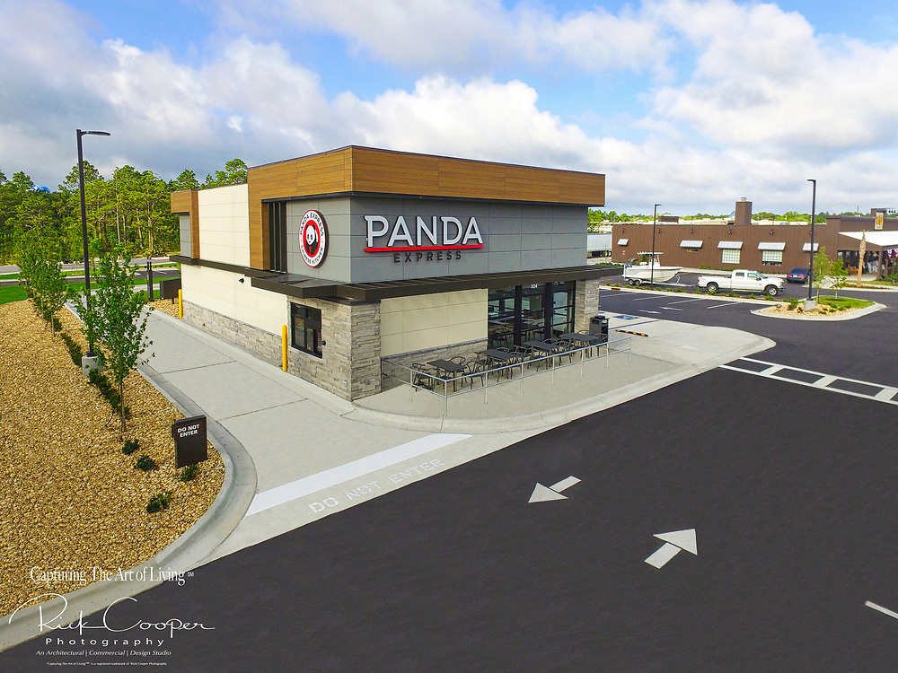 Panda Express Restaurant in Panama City, Florida