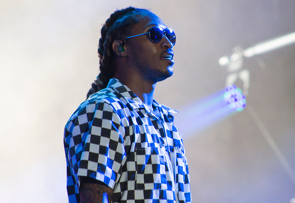 Future performs at Rolling Loud in Miami, FL on May 7, 2017.