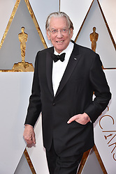 Donald Sutherland walking the red carpet as arriving for the 90th annual Academy Awards (Oscars) held at the Dolby Theatre in Los Angeles, CA, USA, on March 4, 2018. Photo by Lionel Hahn/ABACAPRESS.COM