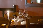 Restaurant Elio's. Sardinian specialities. Bordeaux city, Aquitaine, Gironde, France