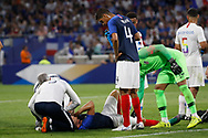 Olivier Giroud of France OUT during the 2018 Friendly Game football match between France and USA on June 9, 2018 at Groupama stadium in Decines-Charpieu near Lyon, France - Photo Romain Biard / Isports / ProSportsImages / DPPI
