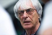 May 23, 2014: Monaco Grand Prix: Bernie Ecclestone