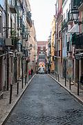 Rua da Rosa, Lisboa, Portugal