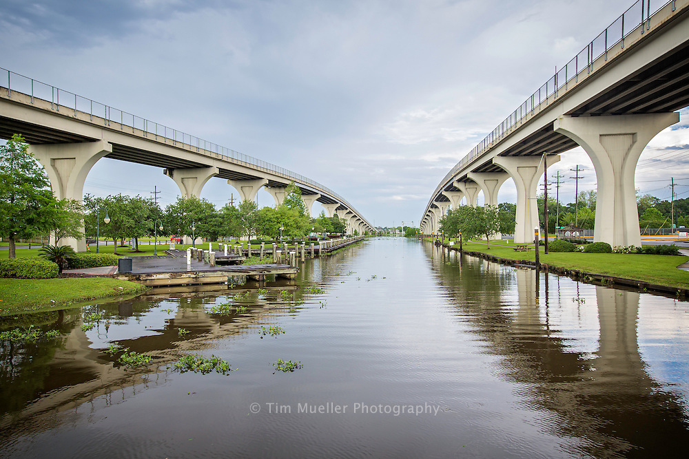 The Downtown Marina in Houma, La. serves recreational boaters, and local residents with modern conveniences in a park-like setting. The Marina is located at the junction of Historic Bayou Terrebonne and the Gulf Intracoastal Waterway.