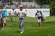 Paul Casey (ENG) heads to 16 during 2nd round of the World Golf Championships - Bridgestone Invitational, at the Firestone Country Club, Akron, Ohio. 8/3/2018.<br /> Picture: Golffile | Ken Murray<br /> <br /> <br /> All photo usage must carry mandatory copyright credit (© Golffile | Ken Murray)