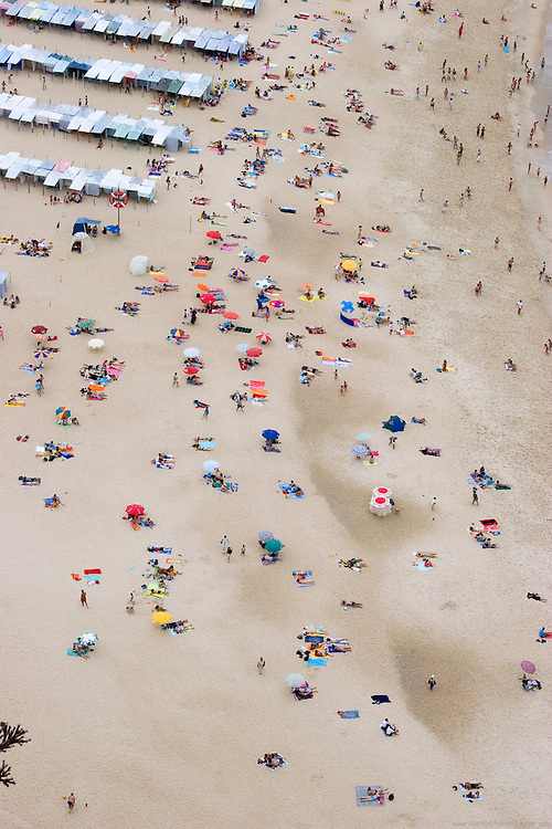Portuguese Beach scene