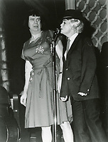 1947 Ken Murray & Marie Wilson at the Blackouts