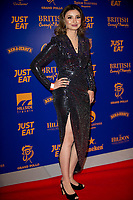 Scarlett Allen Horton at  the British Curry Awards, at Evolution Battersea park London.