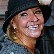 NLD/Amsteram/20121024- Presentatie biografie Joop van den Ende, Mariska van Kolck