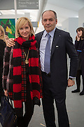 OLENA PINCHUK; VICTOR PINCHUK, Frieze. Regent's Park. London. 17 October 2013