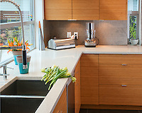 Architectural photos of modern home in Victoria, BC