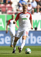 Martin Hinteregger (Augsburg) <br /> Augsburg, 26.08.2017, Fussball Bundesliga, FC Augsburg - Borussia Moenchengladbach<br /> <br /> Norway only