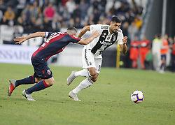 September 26, 2018 - Turin, Italy - Emre Can during Serie A match between Juventus v Bologna, in Turin, on September 29, 2018  (Credit Image: © Loris Roselli/NurPhoto/ZUMA Press)