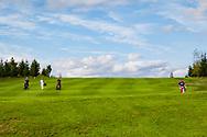 18-09-2015: Golf & Spa Resort Konopiste in Benesov, Tsjechië.<br /> Foto: Mooie glooiingen