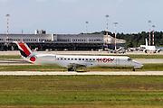 HOP! Embraer ERJ-145EP at Milan - Malpensa (MXP / LIMC) Italy