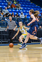 29 December 2015:  Rochester Rockets and University High Pioneers.  Officials for the game - Mike Walling, Kyle Nestler, Mike Hemberger.  State Farm Holiday Classic Coed Basketball Tournament at US Cellular Coliseum, Bloomington Illinois- Day 2 Large School Girls