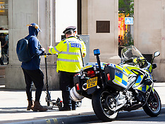Police e-Scooter operation 14th June 2021