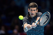 16-11-2018. Nitto ATP Tour Finals Tennis 161118