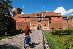 Spandau Citadel, in Berlin Germany