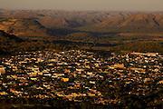 Tres Marias_MG, Brasil...Imagem aerea da cidade de Tres Marias...The aerial view of Tres Marias...Foto: LEO DRUMOND / NITRO