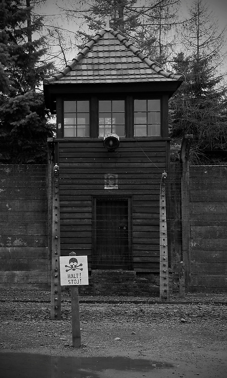 The Watchtower, Auschwitz.
