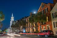 Broad Street in downtown Charleston.